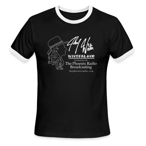 Johnny Winter's Winterland - Men's Ringer T-Shirt