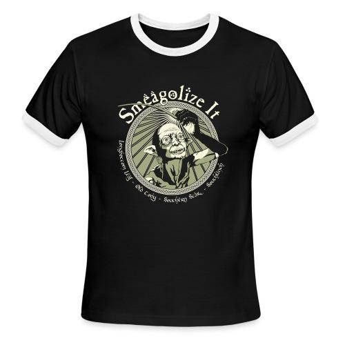 Smeagolize It! - Men's Ringer T-Shirt