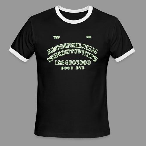 Talking Board - Men's Ringer T-Shirt