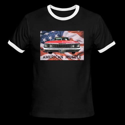 AMERICAN MUSCLE - Men's Ringer T-Shirt