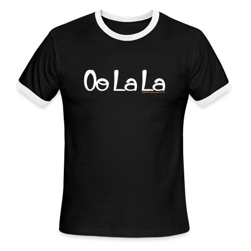 Oo La La - Men's Ringer T-Shirt
