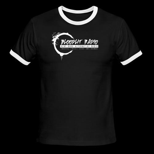 Shirt-2-DARK - Men's Ringer T-Shirt