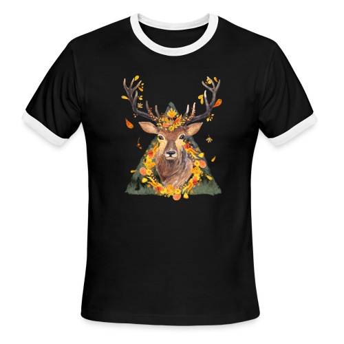 The Spirit of the Forest - Men's Ringer T-Shirt