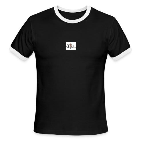 muslimchildlogo - Men's Ringer T-Shirt