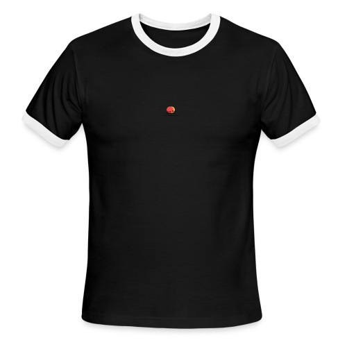 logo for lucas - Men's Ringer T-Shirt