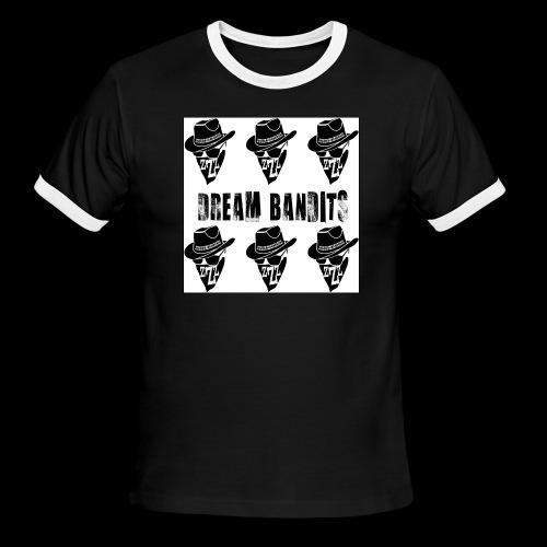 Dreambandits square x6 - Men's Ringer T-Shirt