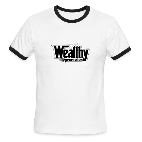 DENALI VANDAL TEE - Men's Ringer T-Shirt