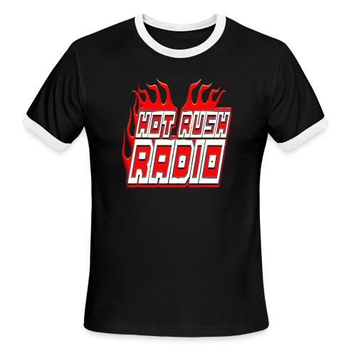 worlds #1 radio station net work - Men's Ringer T-Shirt