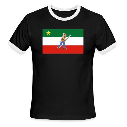 Vest of the Patriots - Men's Ringer T-Shirt