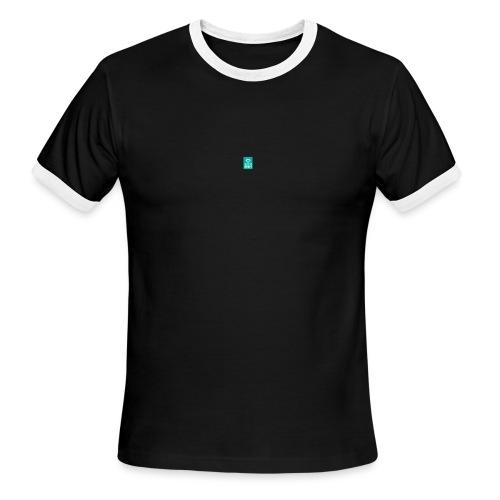 mail_logo - Men's Ringer T-Shirt