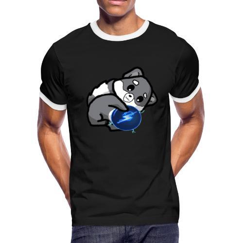 Eluketric's Zapp - Men's Ringer T-Shirt