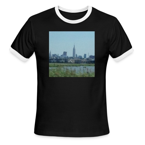 New York - Men's Ringer T-Shirt