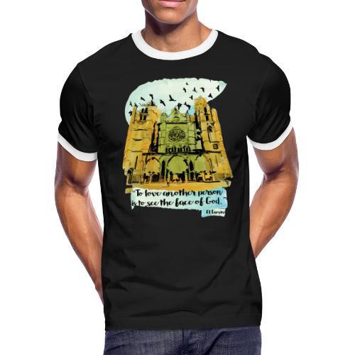 El camino - Men's Ringer T-Shirt