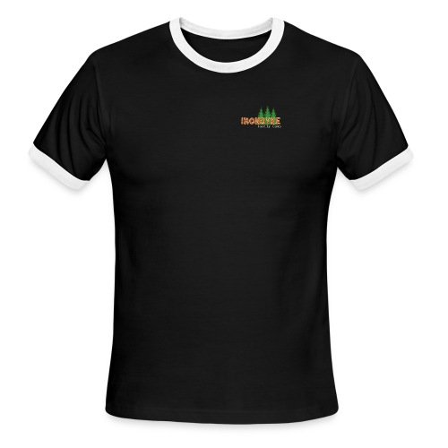 IrondykeNewLogo png - Men's Ringer T-Shirt
