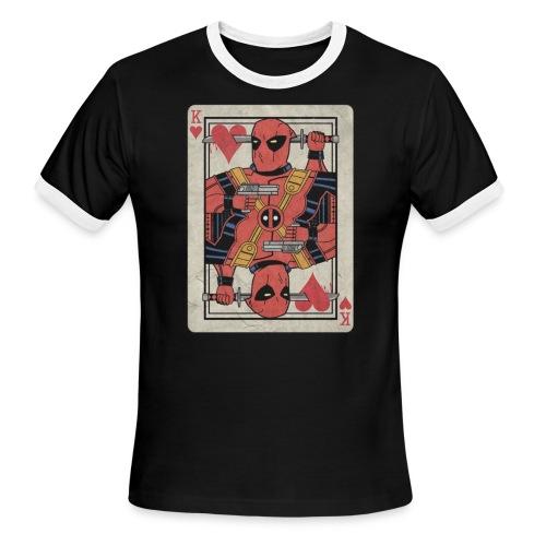 Dp Fanmade Shirt - Men's Ringer T-Shirt