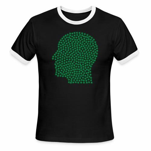 marijuana boys - Men's Ringer T-Shirt
