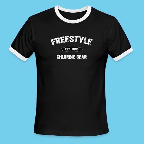 Freestyle est 1896 - Men's Ringer T-Shirt
