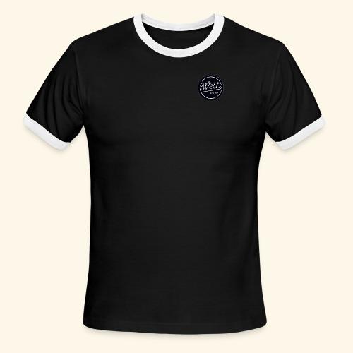 west2 surf - Men's Ringer T-Shirt