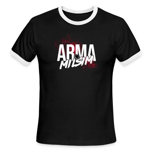 arma milsim2 - Men's Ringer T-Shirt
