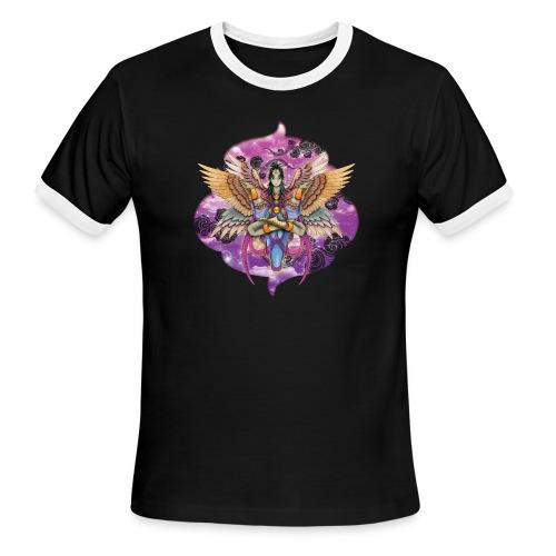 Harpy goddess - Men's Ringer T-Shirt