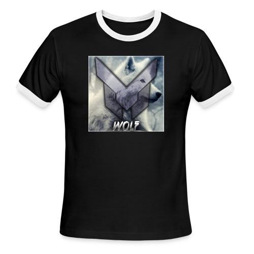 -1FFEC6A17D120193E9C5D22BA84052CB1CDDE4DFDAEAFAAEB - Men's Ringer T-Shirt