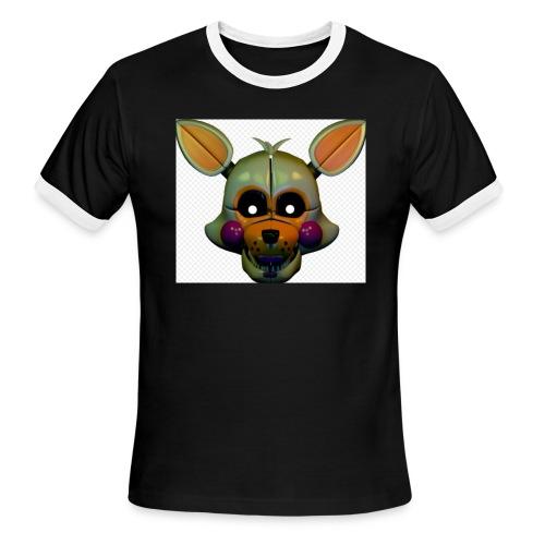 lolbit - Men's Ringer T-Shirt