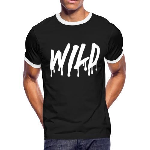 WILDlogosmooth - Men's Ringer T-Shirt