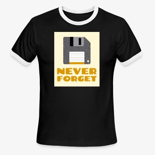 Never Forget - Men's Ringer T-Shirt