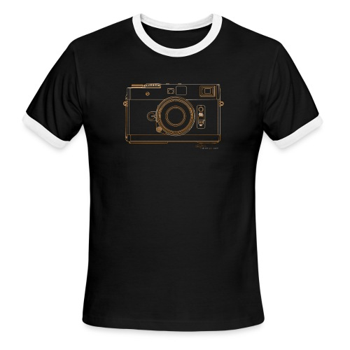 Minolta CLE - Men's Ringer T-Shirt