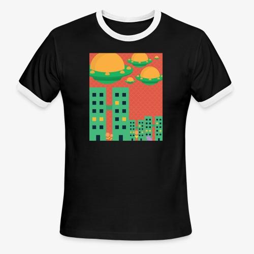 wierd stuff - Men's Ringer T-Shirt