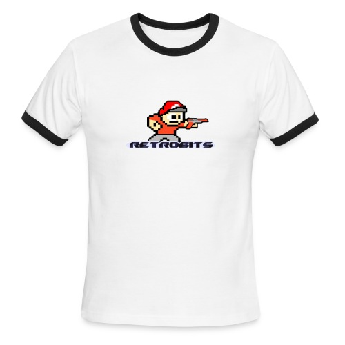 RetroBits Clothing - Men's Ringer T-Shirt