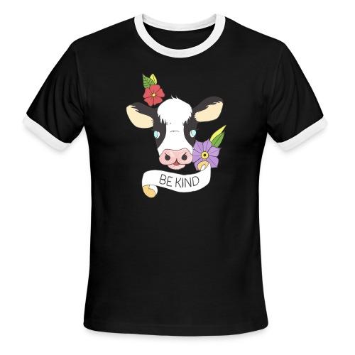 Be kind - Men's Ringer T-Shirt
