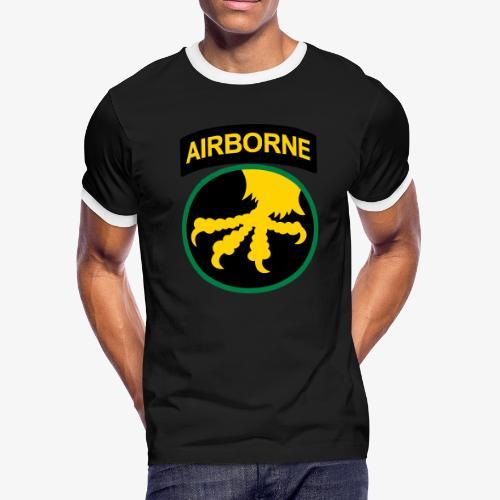 17th Airborne division - Men's Ringer T-Shirt