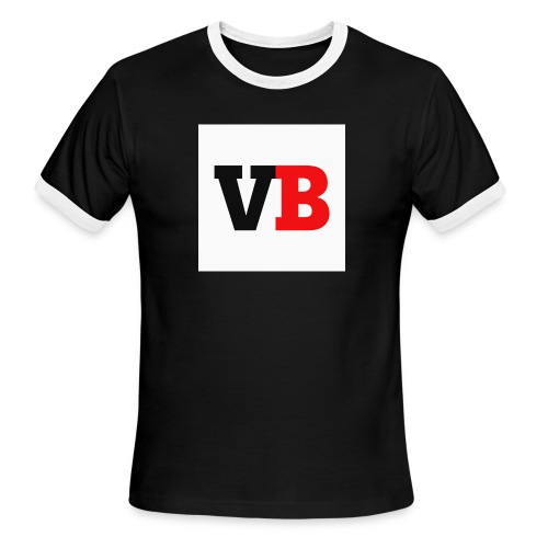 Vanzy boy - Men's Ringer T-Shirt