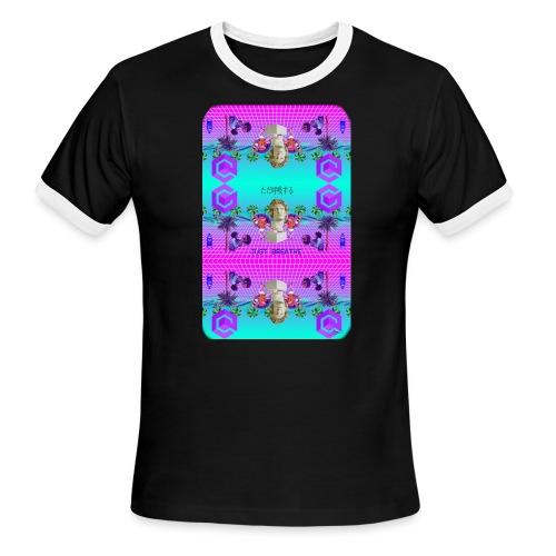 Aesthetisc Design - Men's Ringer T-Shirt