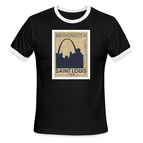 Bienvenido A Saint Louis - Men's Ringer T-Shirt