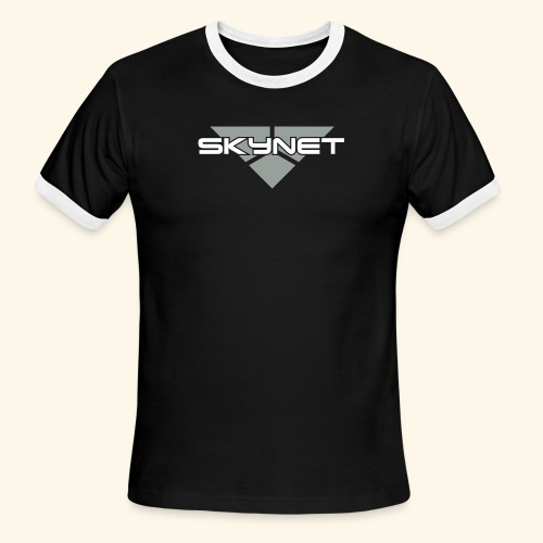 Skynet - Men's Ringer T-Shirt