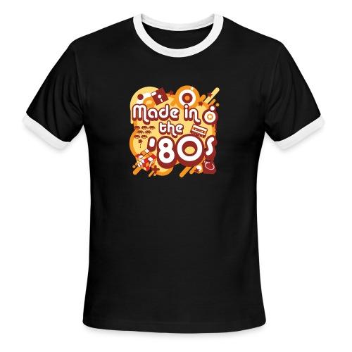 Made In The 80s - Men's Ringer T-Shirt