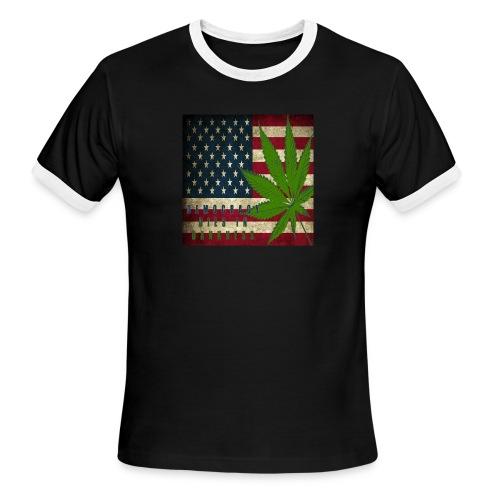 Political humor - Men's Ringer T-Shirt