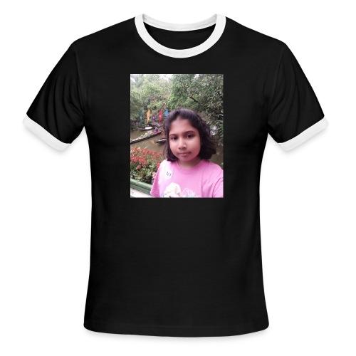 Tanisha - Men's Ringer T-Shirt