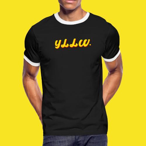 YLLW CLASSIC - Men's Ringer T-Shirt