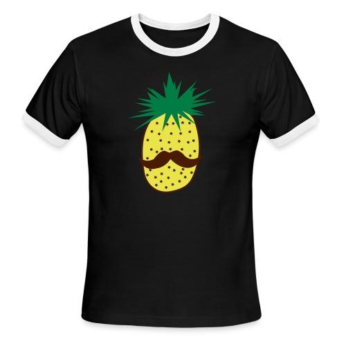 LUPI Pineapple - Men's Ringer T-Shirt