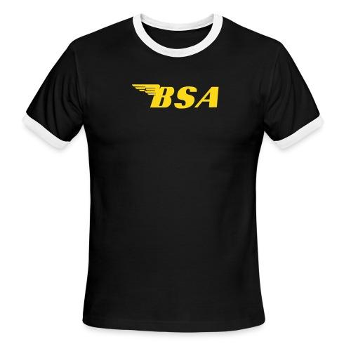 auto mono bsa - Men's Ringer T-Shirt