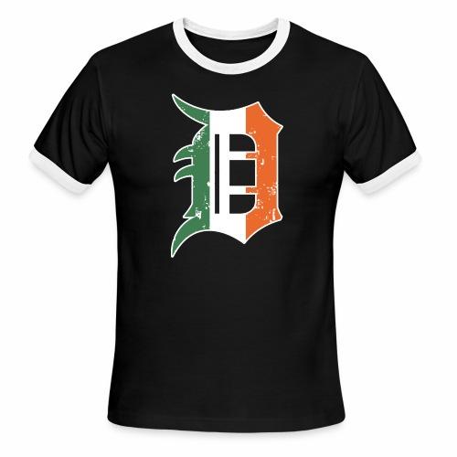 IRISH D - Men's Ringer T-Shirt