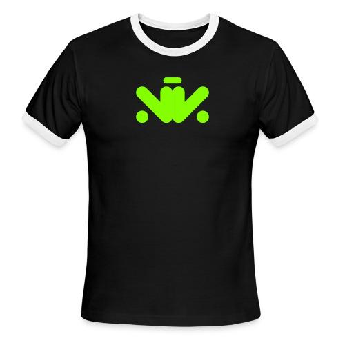 NK Green - Men's Ringer T-Shirt