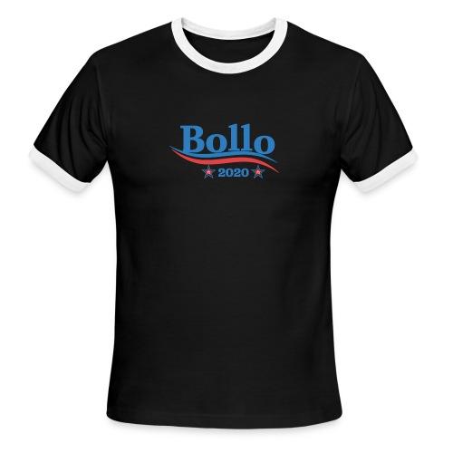 Bollo 2020 - Men's Ringer T-Shirt