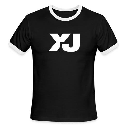 Jeep Cherokee XJ - Men's Ringer T-Shirt
