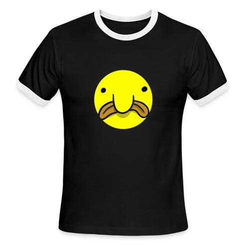 Moi Boiz Logo - Men's Ringer T-Shirt