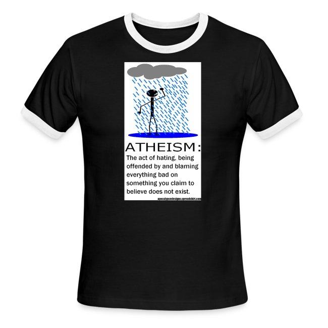 atheism tshirt