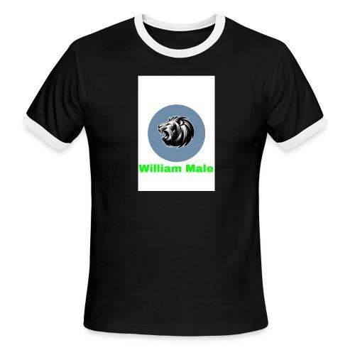 William Male - Men's Ringer T-Shirt
